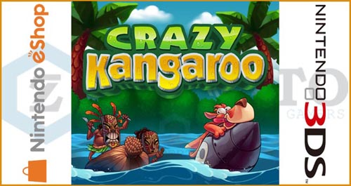 Crazy Kangaroo 3DS