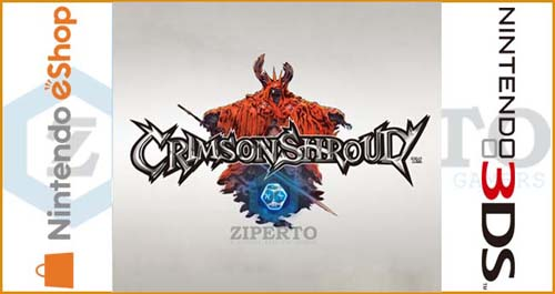 Crimson Shroud 3DS