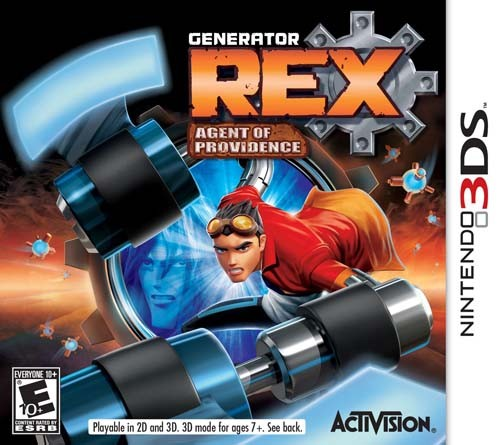 Generator Rex Agent of Providence ROM