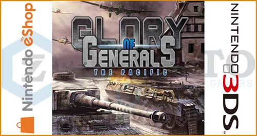 Glory of Generals: The Pacific 3DS
