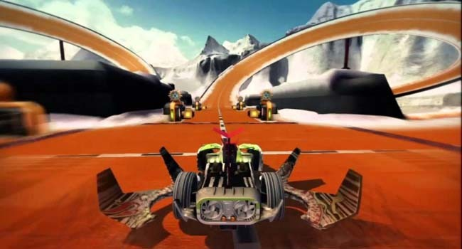 Hot Wheels: World's Best Driver 3DS ROM