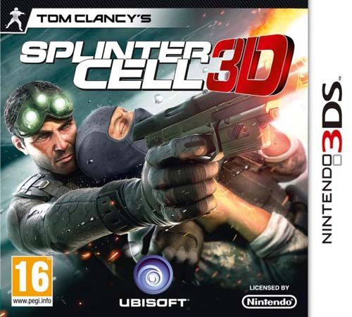 Tom Clancy's Splinter Cell 3D ROM