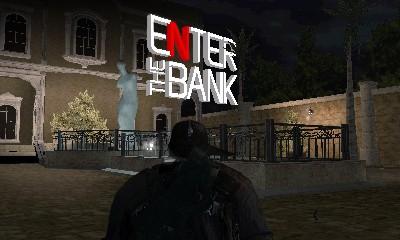 Tom Clancy's Splinter Cell 3D ROM