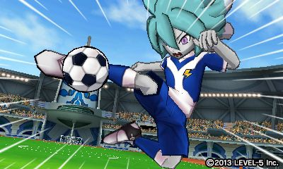 Inazuma Eleven Go Galaxy: Big Bang & Supernova ROM