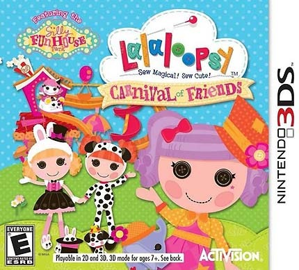 Lalaloopsy: Carnival of Friends 3DS