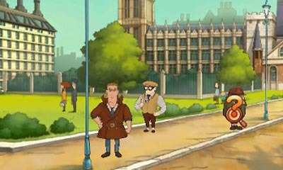 Layton's Mystery Journey: Katrielle and The Millionaire's Conspiracy DLC & Update 1.2 3DS