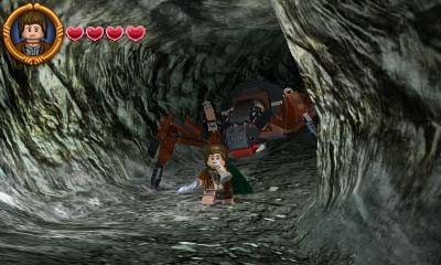 LEGO The Lord Of The Rings 3DS ROM
