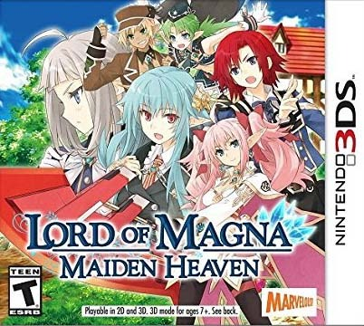 Lord of Magna: Maiden Heaven (UNDUB) 3DS