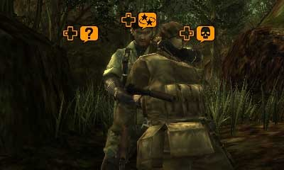 Metal Gear Solid: Snake Eater 3DS
