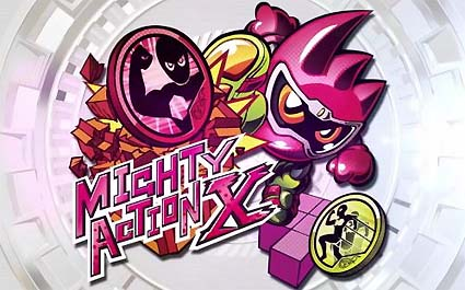 Mighty Action X 3DS