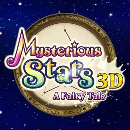 Mysterious Stars 3D: A Fairy Tale Update 1.1.0 3DS