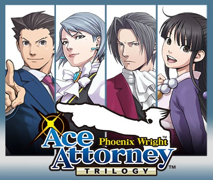 Phoenix Wright Ace Attorney Trilogy 3DS ROM