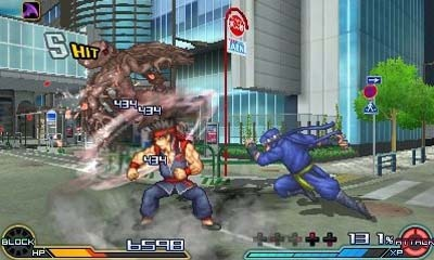 Project X Zone 2: Brave New World 3DS