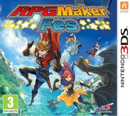 RPG Maker Fes: DLC & Update 1.1.3 3DS