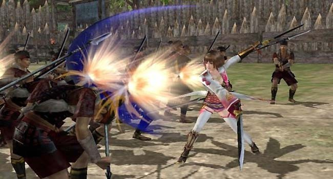 Samurai Warriors Chronicles 3 ROM