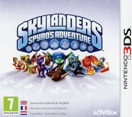 Skylanders: Spyro's Adventure 3DS