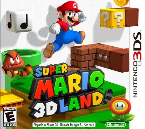Super Mario 3D Land 3DS ROM