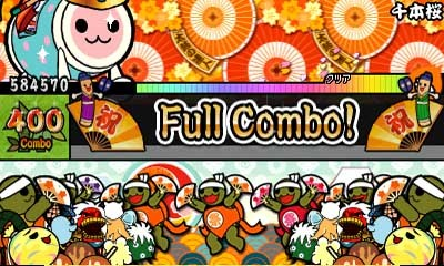 Taiko no Tatsujin Dokodon!: Mystery Adventure (English Patched) 3DS