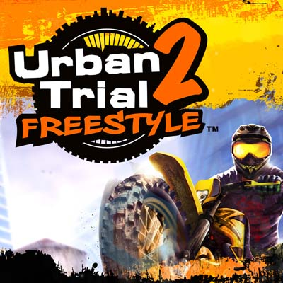 Urban Trial Freestyle 2 3DS