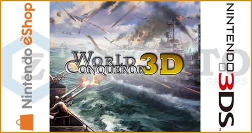 World Conqueror 3D 3DS