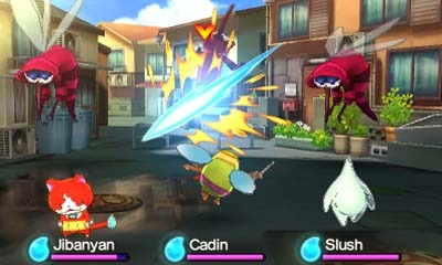 Yo-kai Watch: Update 1.2 3DS