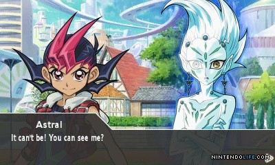 Yu-Gi-Oh! Zexal World Duel Carnival 3DS ROM