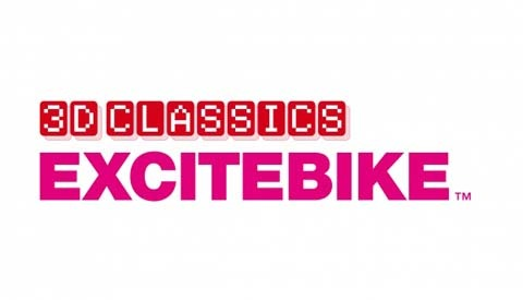 3D Classics Excitebike 3DS