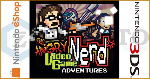 Angry Video Game Nerd Adventures 3DS