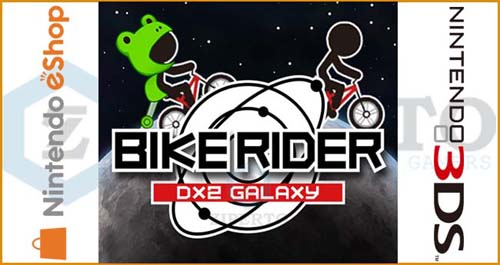 Bike Rider DX2: Galaxy 3DS