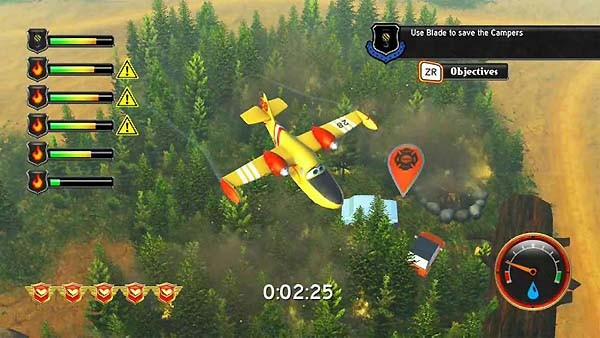 Disney Planes Fire and Rescue ROM