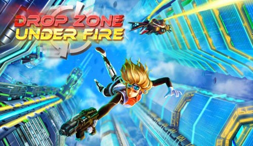 Drop Zone: Under Fire 3DS