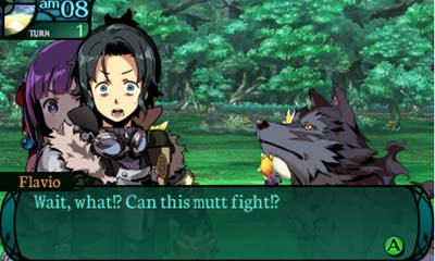 Etrian Odyssey 2 Untold: The Fafnir Knight 3DS