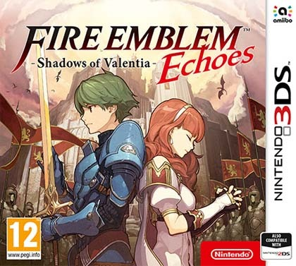 Fire Emblem Echoes: Shadows of Valentia (UNDUB) 3DS