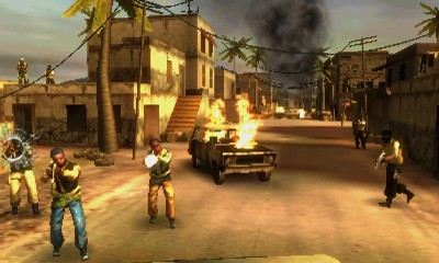 Heavy Fire Special Operations 3D 3DS