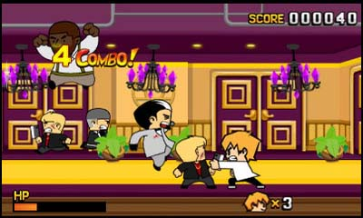 Johnny Kung Fu 3DS