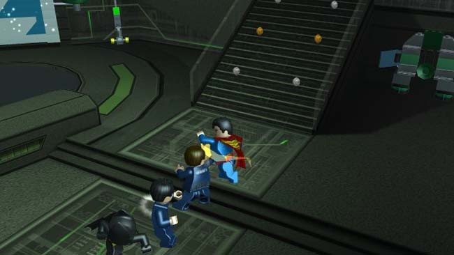 Lego Batman 2 DC Super Heroes 3DS