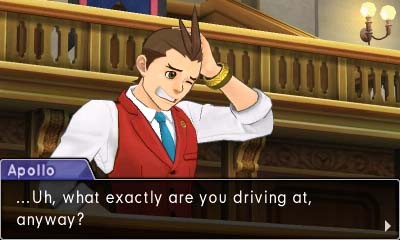 Phoenix Wright: Ace Attorney Spirit of Justice 3DS ROM