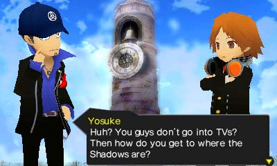 Persona Q: Shadow of the Labyrinth + DLC 3DS