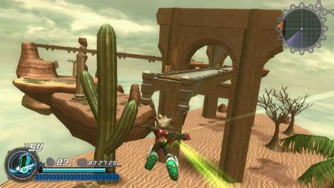 Rodea the Sky Soldier Rom