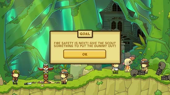 Scribblenauts Unlimited 3DS ROM