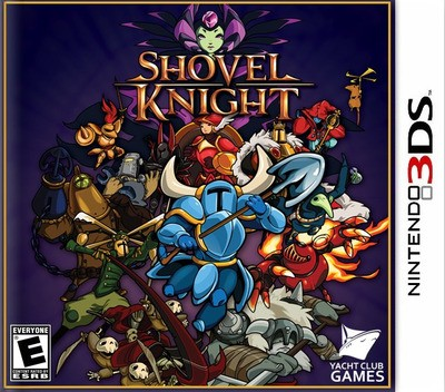 Shovel Knight 3DS ROM
