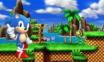 Sonic Generations: Ao no Bouken 3DS