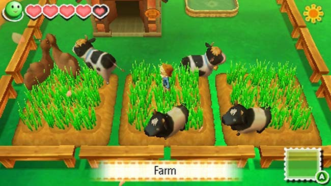 Story of Seasons ROM