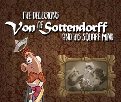 The Delusions of Von Sottendorff and His Square Mind 3DS