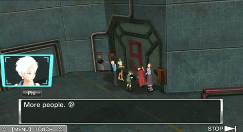 Zero Escape Virtues Last Reward ROM