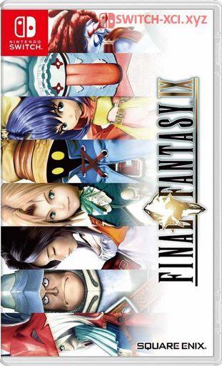 Final Fantasy IX Switch NSP XCI NSZ