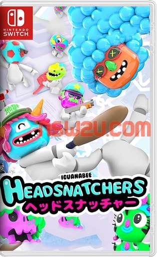 Headsnatchers Switch NSP XCI