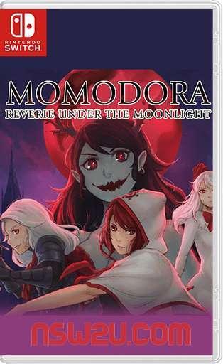 Momodora Reverie Under the Moonlight Switch NSP XCI NSZ