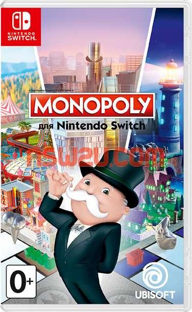 Monopoly for Nintendo Switch NSP XCI NSZ