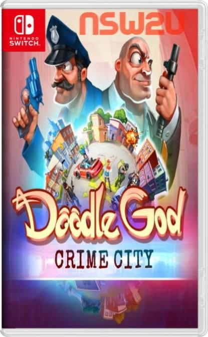 Doodle God Crime City Switch NSP XCI NSZ